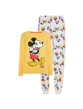 Mickey Mouse Pajama Set by Primark