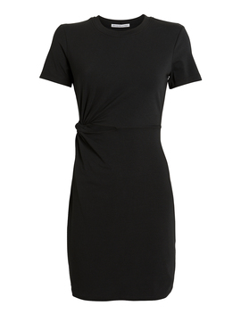 Twisted Cut Out Jersey Dress by Alexanderwang.T