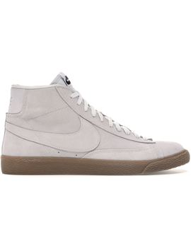 Nike Blazer Mid Off White Gum by Stock X