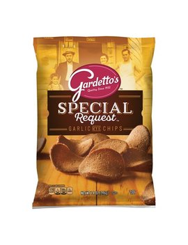 Gardetto's Special Request Roasted Garlic Rye Chips, 14 Oz by Gardetto's