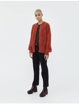 Kasper Mohair Cardigan by Just Female Just Female