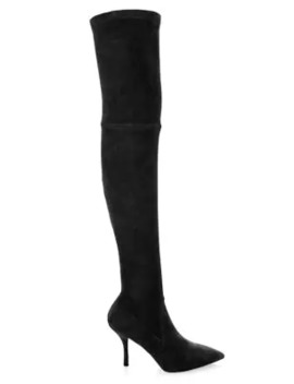 Arla Thigh High Boots by Stuart Weitzman