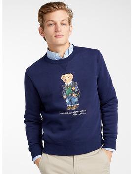 Preppy Bear Sweatshirt by Polo Ralph Lauren