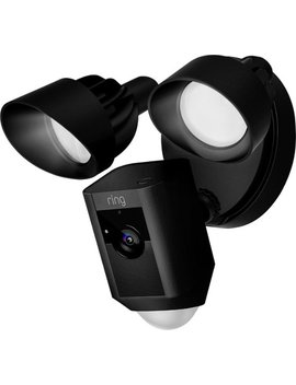 Floodlight Cam   Black by Ring