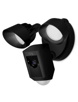 Ring Floodlight Outdoor Security Camera by Ring