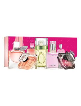 5 Piece Fragrance Miniatures Set   $71 Value by Lancôme