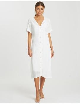 Core Button Down Dress by Damsel + Silk