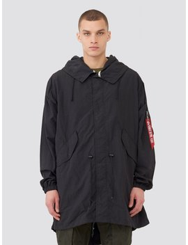 Shell Fishtail Parka by Alpha Industries
