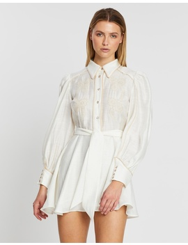 Nearby Mini Dress by C/Meo Collective