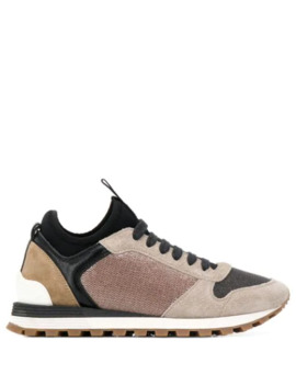 Low Top Sneakers by Brunello Cucinelli