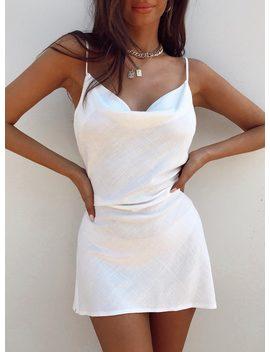 Cheri Mini Dress by Princess Polly