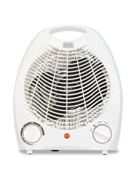 Black+Decker Manual Heater Fan White by Black+Decker