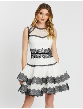 Alexa Mini Dress by Bronx & Banco