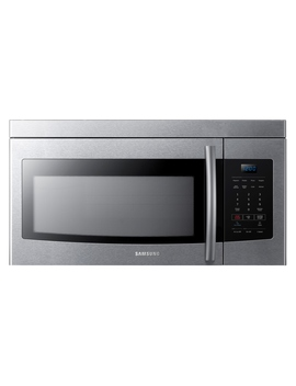 Samsung Me16 K3000 As/Aa 1.6 Cu. Ft. Over The Range Microwave   Stainless Steel Samsung Me16 K3000 As/Aa 1.6 Cu. Ft. Over The Range Microwave   Stainless Steel by Sears