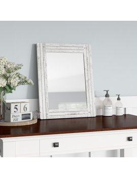 Lefkowski Accent Mirror by August Grove