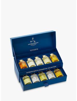 Aromatherapy Associates Ultimate Bath & Shower Oil Collection Bodycare Gift Set by Aromatherapy Associates