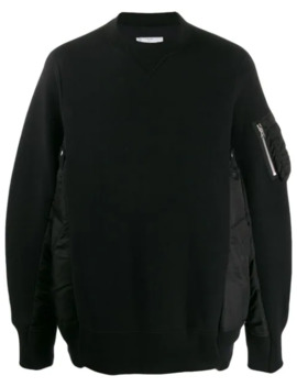 Padded Insert Jumper by Sacai