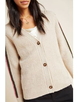 Remy Striped Cardigan by Heartloom