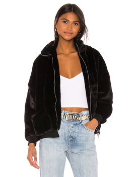 X Draya Michele Camilla Oversized Jacket by Superdown