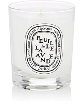 Feuille De Lavande Mini Candle by Diptyque
