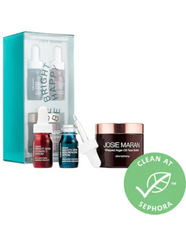 Be Bright Be Happy Serum Set by Josie Maran