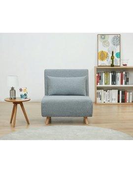 Tannis Futon Chair by Latitude Run