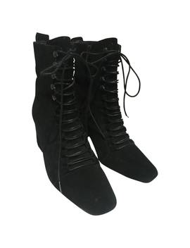 Lace Up Boots by Rouje