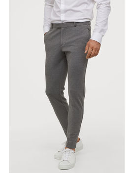 Suit Trousers Muscle Fit by H&M