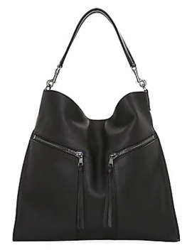 Trigger Leather Hobo Bag by Botkier New York