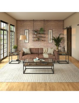 Hartley 3 Piece Coffee Table Set by Modern Rustic Interiors