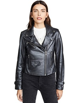 Ashby Leather Jacket by Paige