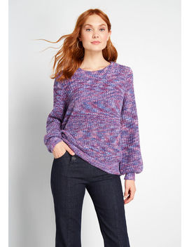 Cause For Casual Pullover Sweater by Modcloth