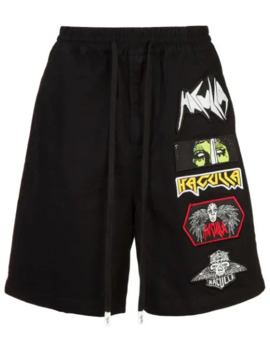 Mad Max Track Shorts by Haculla