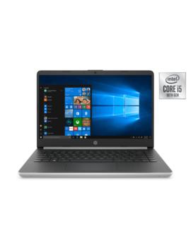 "Hp 14"" Hd Laptop Intel Core I5 1035 G4/4 Gb/128 Gb Silver New!!! by Hp"