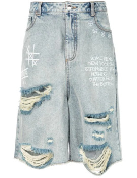Some Real New York Denim Shorts by Haculla