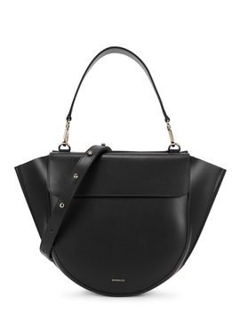 Hortensia Medium Leather Top Handle Bag by Wandler