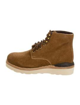 Suede Ankle Boots by Visvim