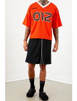 """""""Team"""" Jersey   Orange by Sorella"""