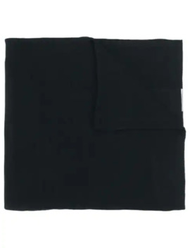 Logo Patch Scarf by Givenchy