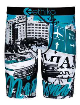 Ethika Miami Boys Boxer Briefs by Ethika