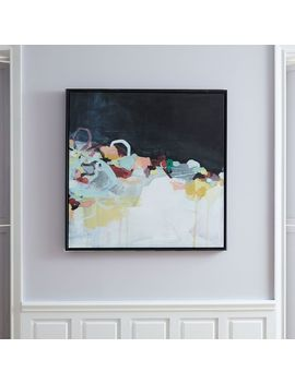 Minted For West Elm   Abstract Landscape by West Elm