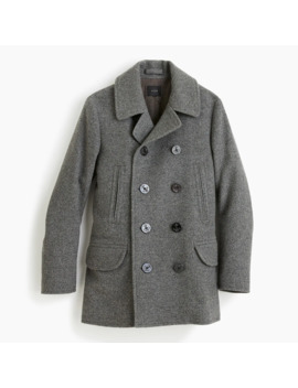 Dock Peacoat With Thinsulate® by Dock Peacoat With Thinsulate