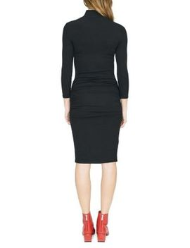 Mockneck Sweater Dress by Sanctuary