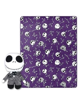 "<Span><Span>The Nightmare Before Christmas 40""X50"" Throw</Span><Br><Span>Blanket</Span></Span><Span Style=""Position: Fixed; Visibility: Hidden; Top: 0px; Left: 0px;"">…</Span> by The Nightmare Before Christmas"