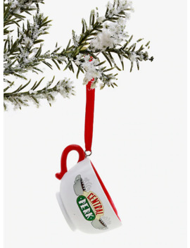 Friends Central Perk Mug Ornament by Hot Topic