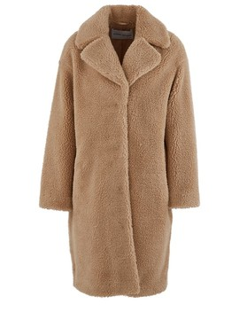 Camille Faux Fur Coat by Stand