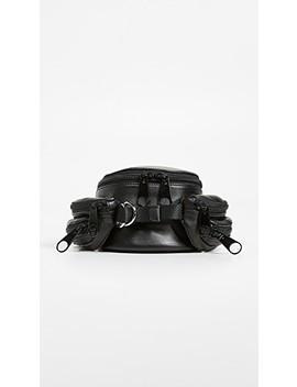 Utilitarian Micro Messenger Bag by Alexander Wang