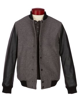 Varsity Jacket by Crosby &Amp; Howard