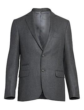 Flannel Wool Jacket by Officine Generale