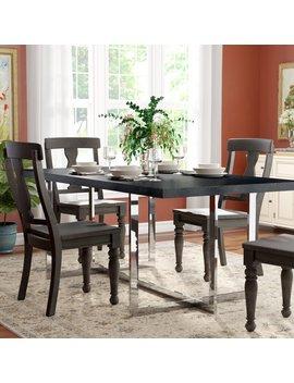 Grenier Dining Table by Orren Ellis